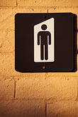 "sign stock photography | California, ""Men"
