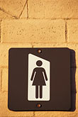 "sign stock photography | California, ""Women"