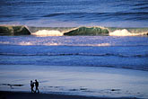 couple walking stock photography | California, Carmel, Surf, Carmel Bay, image id 5-229-18