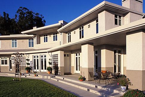 image 5-233-25 California, Lafayette, Thornburgh House, Scott Sullivan architect