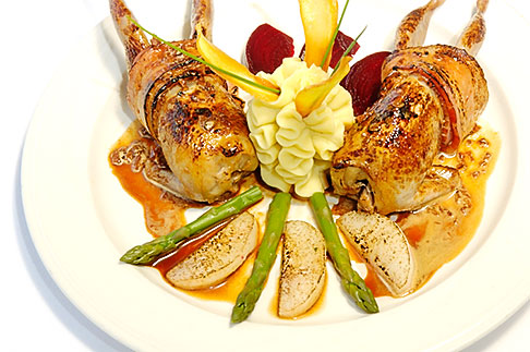 image 5-630-202 California, Mendocino County, Albion River Inn, Restaurant