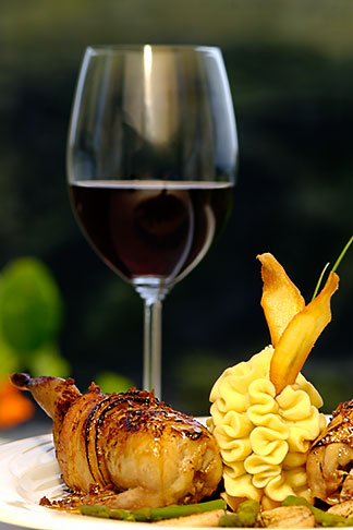 image 5-630-227 California, Mendocino County, Albion River Inn, Restaurant