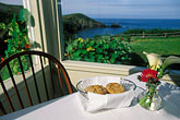 shore stock photography | California, Mendocino County, Albion River Inn, Restaurant, image id 5-640-38
