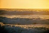 surf stock photography | California, Santa Cruz County, Pacific Ocean at sunset, image id 5-670-67