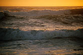 wave stock photography | California, Moss Landing, Pacific Ocean at sunset, image id 5-672-99