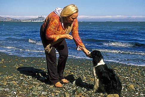 image 5-755-6 California, Marin County, Ty Hunter, Clothing designer, Tyogawear
