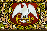 eagle stock photography | Americana, Military crest with eagle, image id 5-780-569