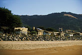beach houses stock photography | California, Stinson Beach, Beach Houses, image id 5-791-24