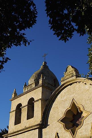 image 5-810-1508 California, Carmel, Carmel Mission Church