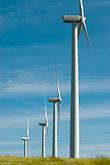 california solano county stock photography | California, Solano County, Wind Turbines on hillside, image id 6-462-1355