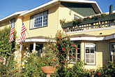 bed and breakfast stock photography | California, Morro Bay, Marina Street Inn Bed and Breakfast, image id 6-471-55