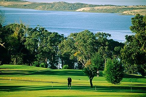 image 6-473-28 California, Morro Bay, Morro Bay State Park , Golf Course