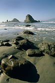 rock stock photography | California, Big Sur, Sand Dollar Beach, image id 6-476-71