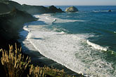 spray stock photography | California, Big Sur, Jade Cove, image id 6-476-93