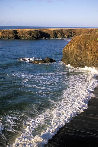 image 6-485-67 California, Mendocino , Mendocino Headlands State Park, Coastal bluffs