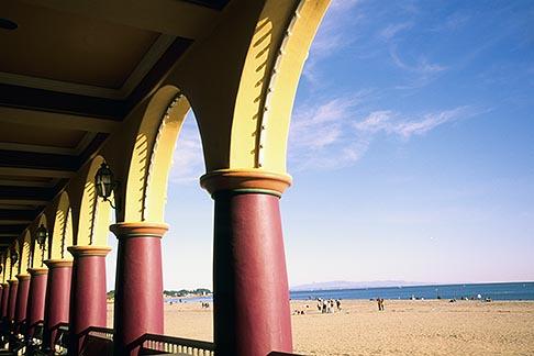 image 7-601-84 California, Santa Cruz, Santa Cruz Beach Boardwalk, Arcade