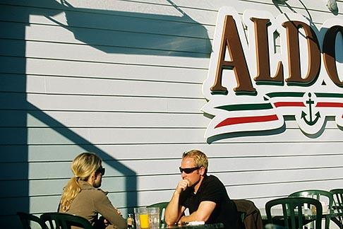 image 7-602-11 California, Santa Cruz, Aldos Restaurant