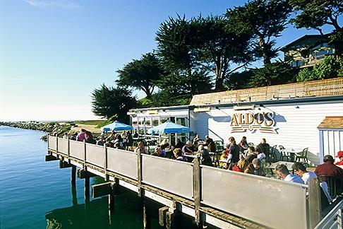 image 7-602-13 California, Santa Cruz, Aldos Restaurant