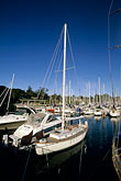 anchorage stock photography | California, Santa Cruz, Small Craft Harbor, image id 7-602-5