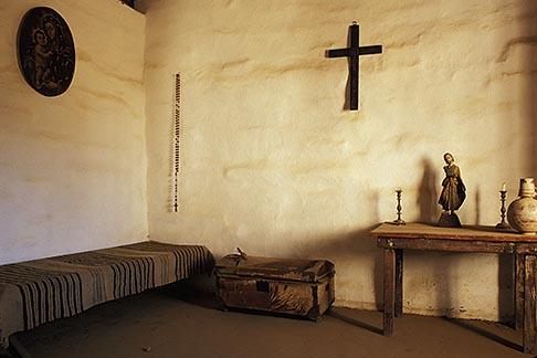 image 9-575-35 California, Santa Barbara, El Presidio de Santa Barbara, State Hist Park