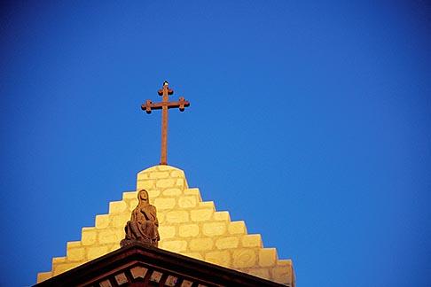 image 9-575-65 California, Missions, Mission Santa Barbara