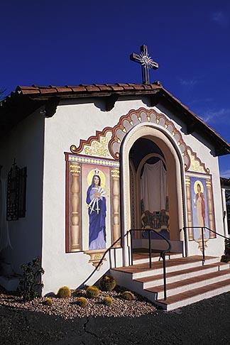 image 9-576-66 California, Santa Barbara, Mount Calvary Monastery