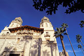 exterior stock photography | California, Hearst Castle, Casa Grande, image id 9-602-5