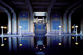 old stock photography | California, Hearst Castle, Roman Pool , image id 9-602-63