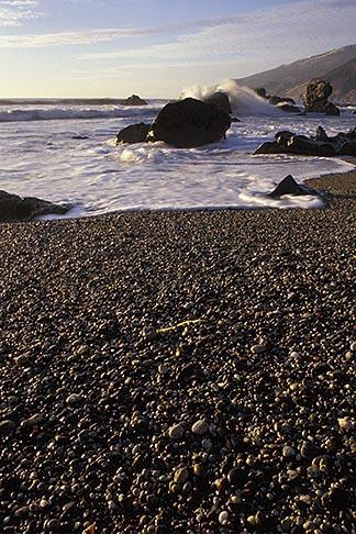image 9-609-53 California, Big Sur, Pacific Coast, Kirk Creek, Lucia
