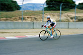 one person stock photography | California, Monterey, Sea Otter Classic, image id S4-230-11