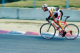 one person stock photography | California, Monterey, Sea Otter Classic, image id S4-230-7