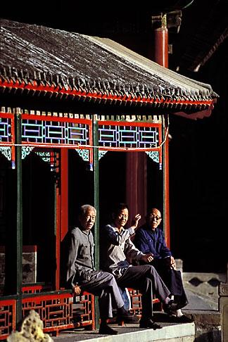 image 4-338-22 China, Beijing, Garden of Harmonious Interest, Summer Palace