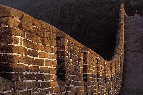 image 4-344-74 China, Beijing, The Great Wall at Mutianyu