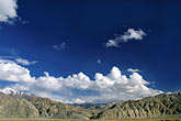 blue sky stock photography | China, Pamirs, Foothills of the Pamirs near Karakul Lake, image id 4-439-14