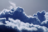 light blue stock photography | Clouds, Sunlight on cumulonimbus clouds , image id 2-49-21