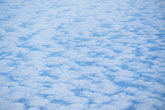 light blue stock photography | Clouds, Altocirrus formation, image id 2-587-90