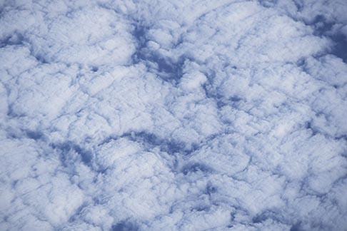 image 2-587-91 Clouds, Altocirrus formation