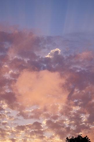 image 5-352-26 Cumulus clouds