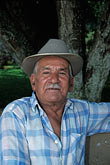 costa rica stock photography | Costa Rica, Old man, San Ram—n, image id 8-458-27