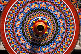 circle stock photography | Costa Rica, San Jose, Decorated oxcart, image id 8-460-17