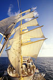 caribbean stock photography | Cruises, Clipper Ships, Royal Clipper at full sail, image id 3-621-3