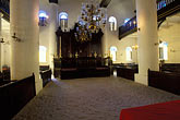 lesser antilles stock photography | Cura�ao, Willemstad, Mikweh Isra�l Synagogue, built 1692, image id 3-431-29