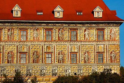 image 4-960-1009 Czech Republic, Cesky Krumlov, Cesky Krumlov castle