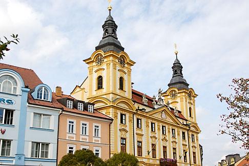 image 4-960-1122 Czech Republic, Pisek, Town hall, Radnice
