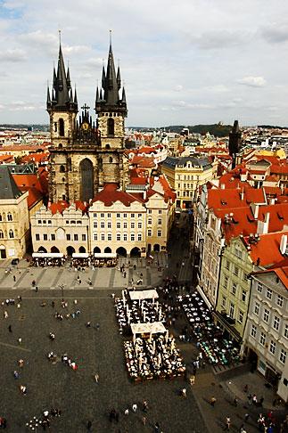 image 4-960-291 Czech Republic, Prague, Old Town Square