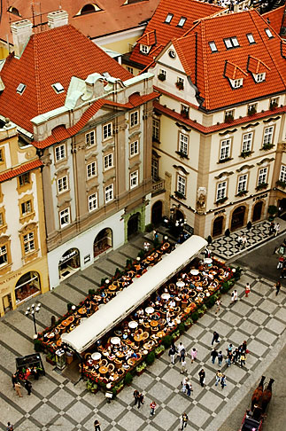 image 4-960-352 Czech Republic, Prague, Old Town Square