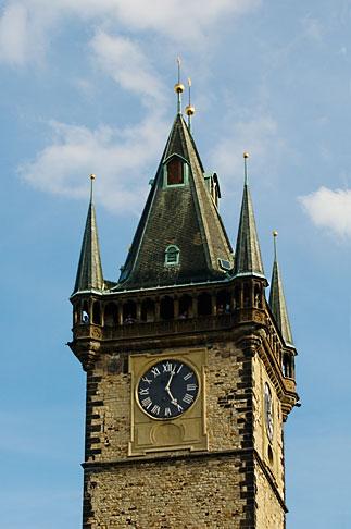 image 4-960-6475 Czech Republic, Prague, Old Town Hall, Staromestska Radnice