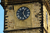 town hall clock stock photography | Czech Republic, Prague, Old Town Hall, Staromestska radnice, image id 4-960-6480