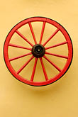 vertical stock photography | Still life, Carriage wheel, image id 4-960-6580