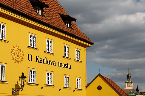 image 4-960-6687 Czech Republic, Prague, Mala Strana, U karlova Most Inn